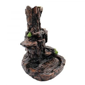 Fountain of Youth Backflow Incense Burner Side View