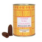 Nag Champa - Goloka Backflow Incense Cones
