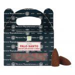 Palo Santo - Satya Backflow Incense Cones Box